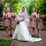 bridesmaids and me